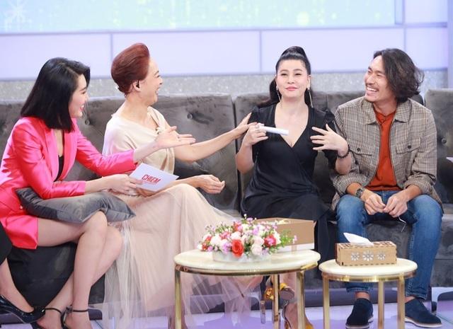 Cát Phượng - Kiều Minh Tuấn tiết lộ vì sao chưa đám cưới, không có con - 1