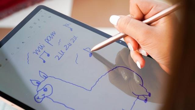 Đánh giá Galaxy Tab S7+: đối thủ lớn nhất của iPad Pro 2020 - 3