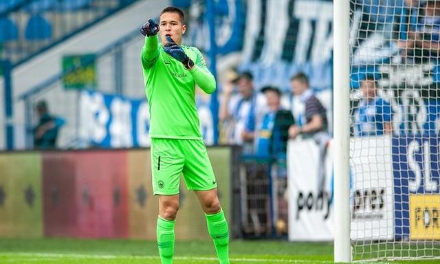 Thủ thành Filip Nguyễn được triệu tập lên đội tuyển CH Czech - 1