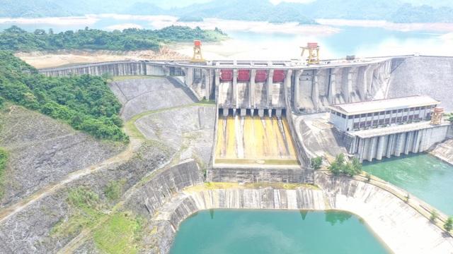 Đảm bảo an toàn hạ du khi thủy điện Tuyên Quang xả lũ - 1