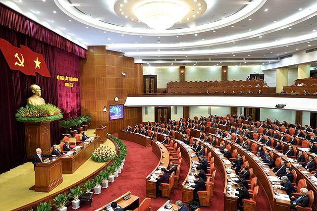 Trung ương thảo luận về thực trạng đất nước và chiến lược 10 năm tới - 1