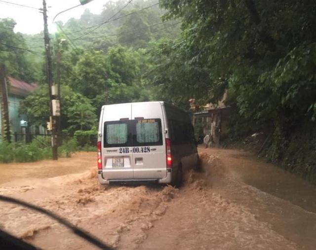 Lào Cai đón trận mưa lớn nhất so với cùng kỳ trong 63 nămqua - 5