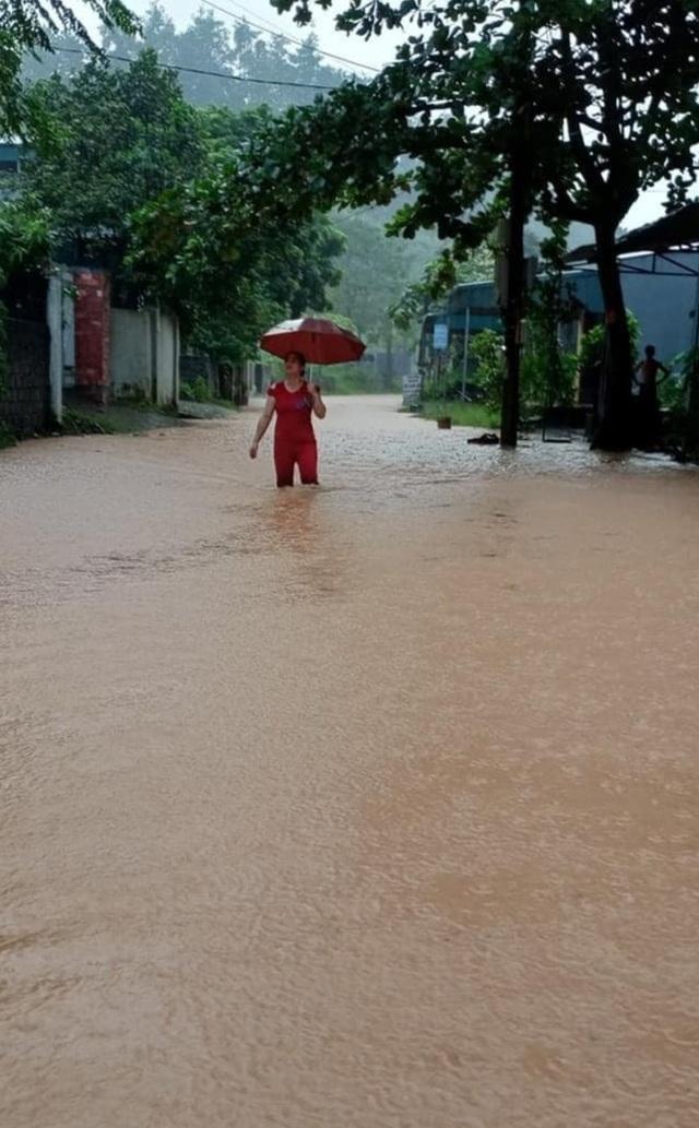 Lào Cai đón trận mưa lớn nhất so với cùng kỳ trong 63 nămqua - 6