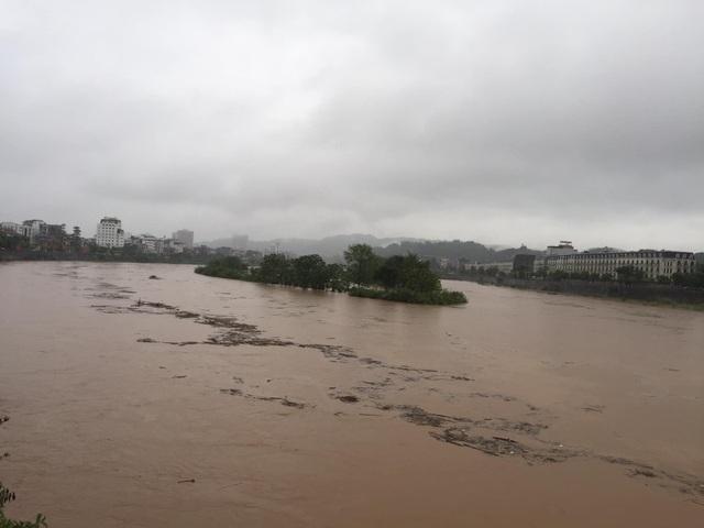 Lào Cai đón trận mưa lớn nhất so với cùng kỳ trong 63 nămqua - 3