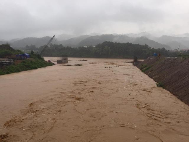 Lào Cai đón trận mưa lớn nhất so với cùng kỳ trong 63 nămqua - 1