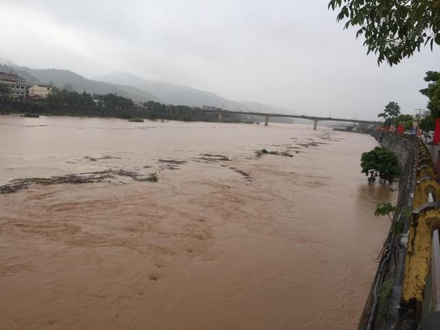 Lào Cai đón trận mưa lớn nhất so với cùng kỳ trong 63 nămqua - 4