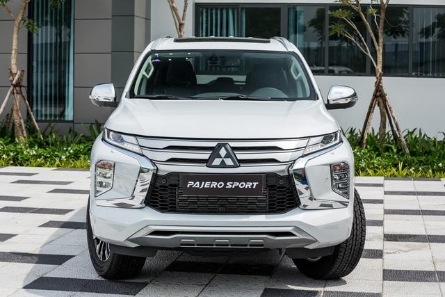 Pajero Sport 2020 chốt giá từ 1,11 tỷ đồng: Bỏ bản máy xăng, thêm công nghệ - 2