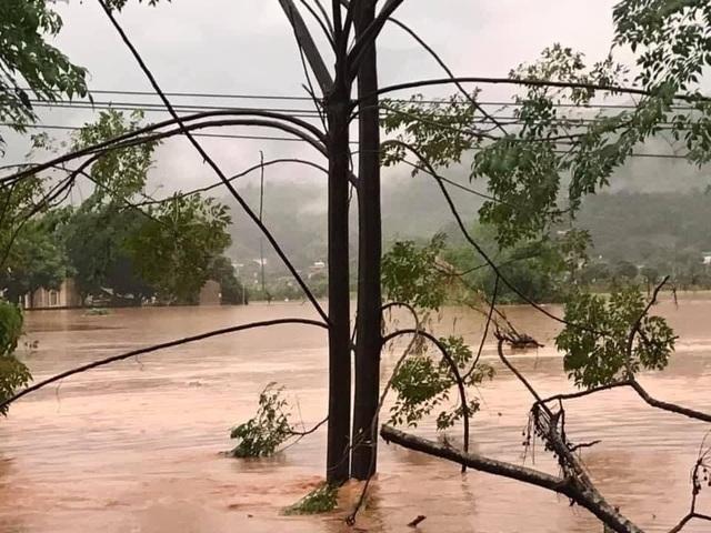 Lào Cai đón trận mưa lớn nhất so với cùng kỳ trong 63 nămqua - 2