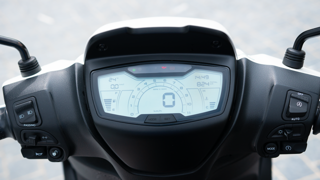 Piaggio Medley S 150: đối thủ xứng tầm trong phân khúc xe ga cao cấp - 3