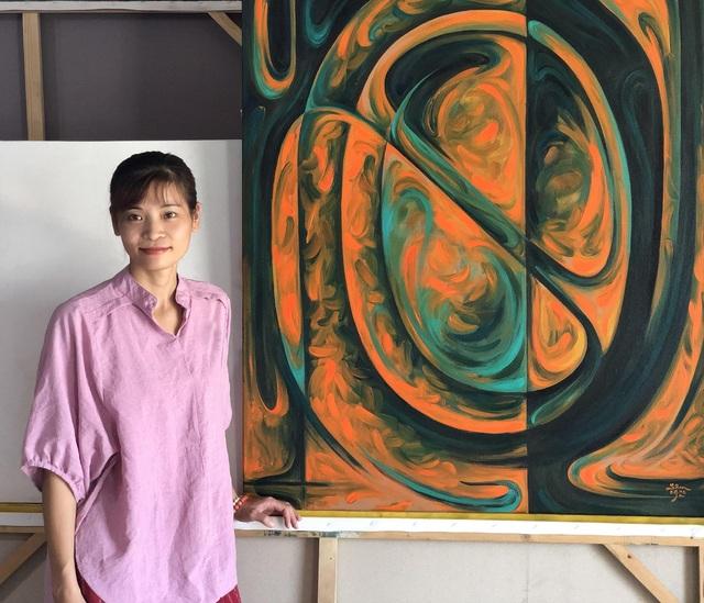 """8 họa sĩ gửi thông điệp """"sống bình tĩnh"""" thông qua 50 bức tranh đặc sắc - 1"""