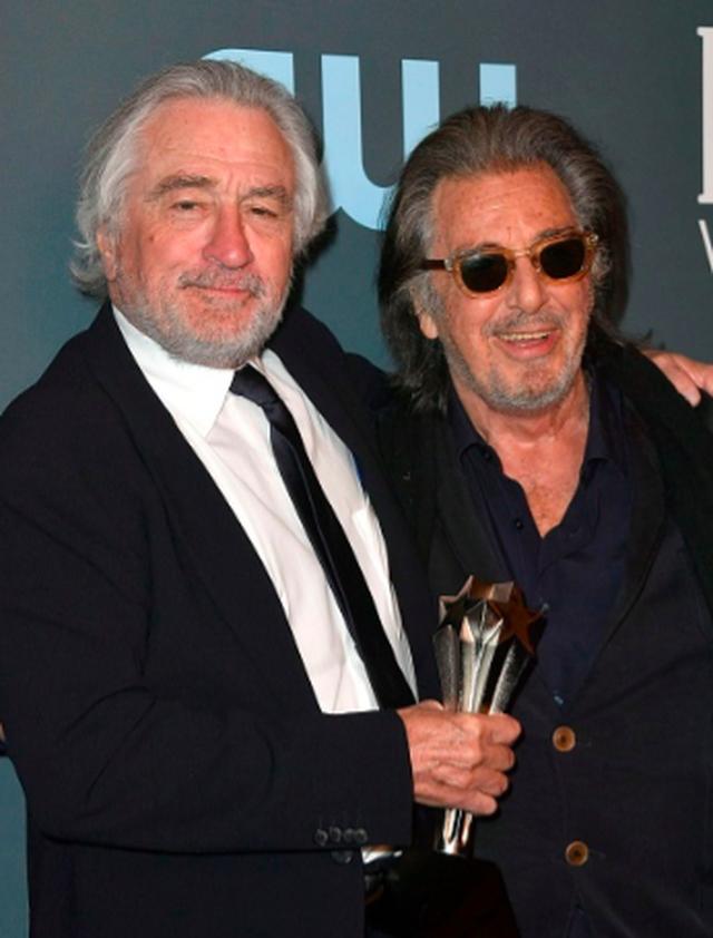 Những tình bạn đáng ngưỡng mộ ở Hollywood - 8