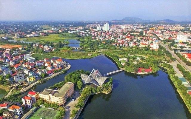 Khan hiếm dự án đất nền trung tâm thành phố Vĩnh Yên - 1