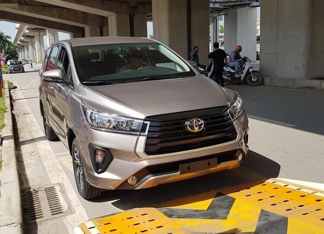 Toyota Innova 2020 rục rịch về đại lý, ngày ra mắt khách Việt không còn xa? - 1
