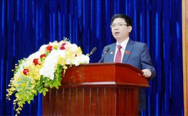 Bí thư Thị ủy Duy Tiên được bầu làm Chủ tịch tỉnh Hà Nam - 1