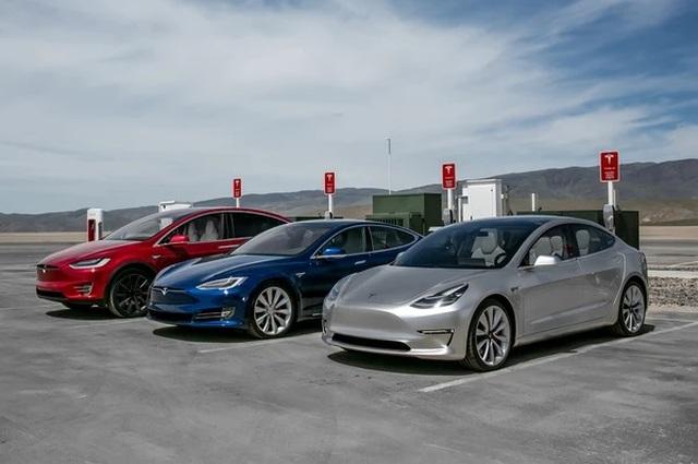 Bất chấp dịch bệnh, Tesla vẫn bán được lượng xe kỷ lục trong quý III/2020 - 1