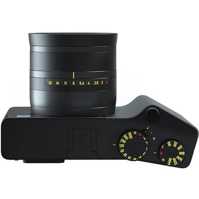 Zeiss ZX1- máy ảnh full-frame chạy nền tảng Android treo giá 6.000 USD - 2