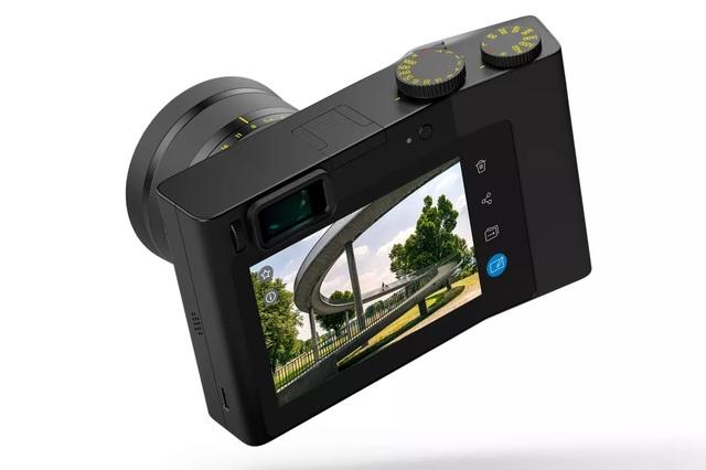 Zeiss ZX1- máy ảnh full-frame chạy nền tảng Android treo giá 6.000 USD - 3