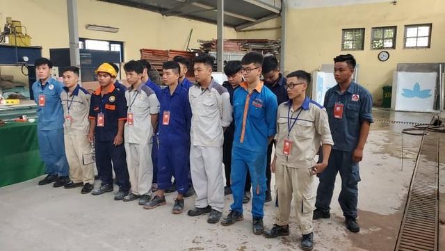 Kỳ thi kỹ năng nghề Quốc gia: Thợ nghề trẻ quyết liệt so tài - 2