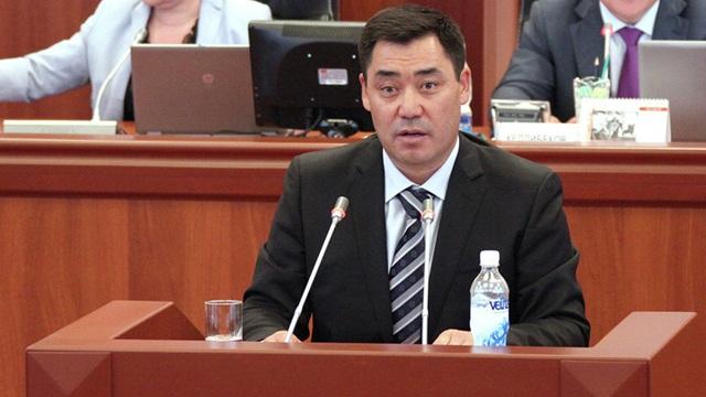 Chính trị gia được người biểu tình thả tự do trở thành Thủ tướng Kyrgyzstan - 2