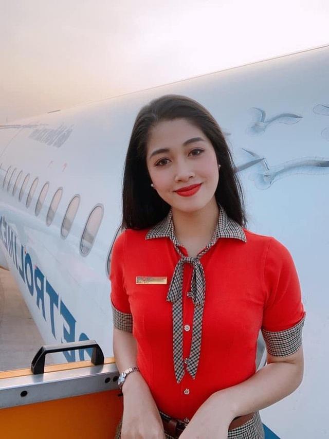 Bộ ảnh của hai thí sinh Hoa hậu Việt Nam là tiếp viên hàng không - 3