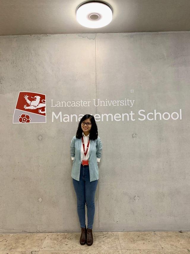 Chiến lược giành học bổng bậc tiến sĩ Anh quốc của cô gái Việt - 3