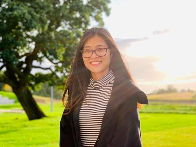 Chiến lược giành học bổng bậc tiến sĩ Anh quốc của cô gái Việt - 4