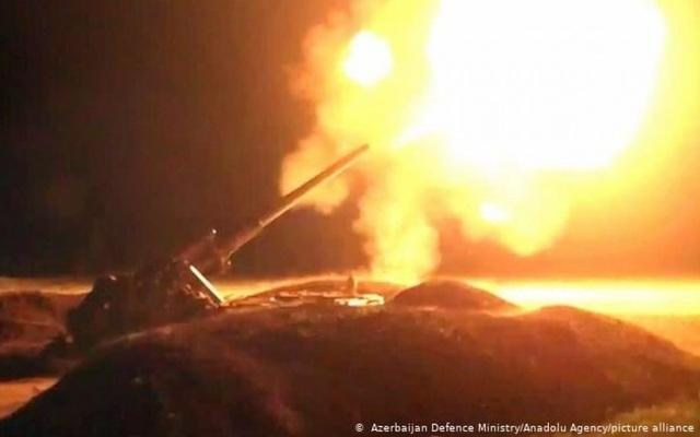 Nguy cơ chiến tranh Nagorno-Karabakh tàn khốc hiện ra ngay trước mắt - 1