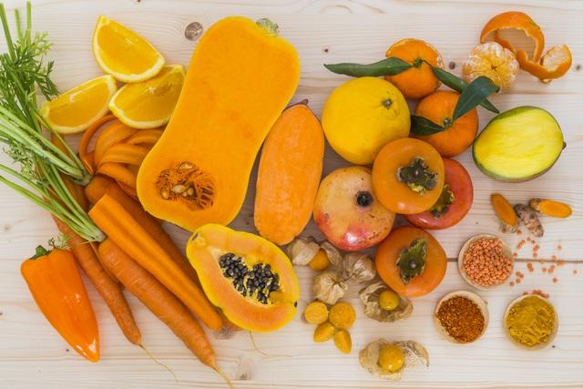 Ung thư sợ thực phẩm có màu sắc gì nhất? - 4