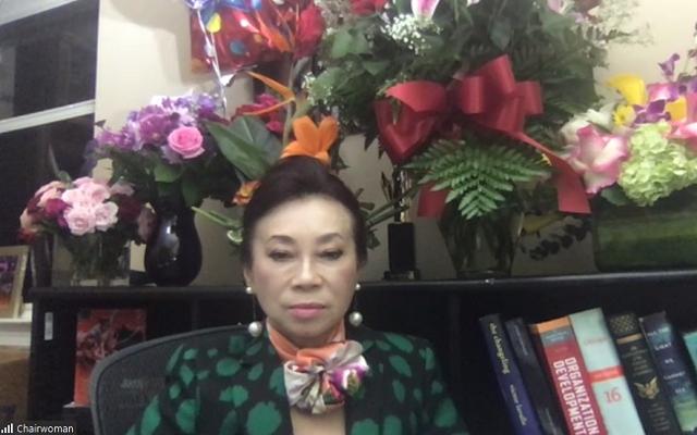Nữ đại gia Đặng Thị Hoàng Yến xuất hiện với tên mới - 2