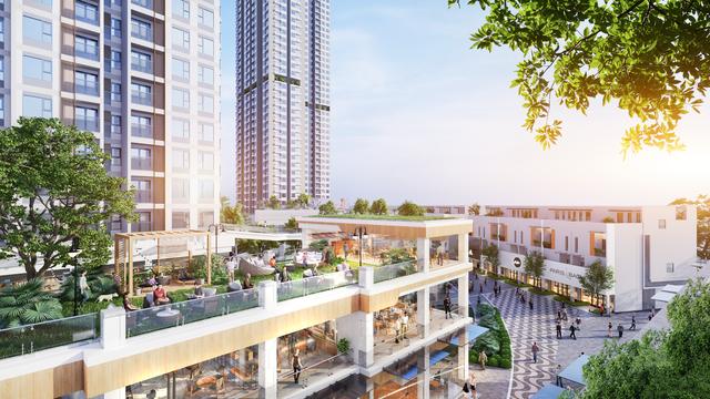 Ecopark triển khai trung tâm thương mại liên hoàn 300m trước toà tháp 5 sao đầu tiên - 7