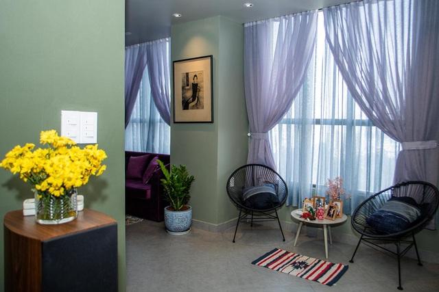 Vợ chồng ở Sài Gòn chơi lớn đập thông 3 căn chung cư làm 1 - 7