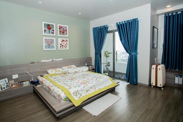 Vợ chồng ở Sài Gòn chơi lớn đập thông 3 căn chung cư làm 1 - 8