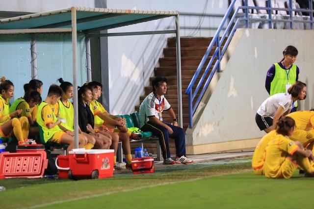 Ban trọng tài khẳng định cấp dưới đúng trong tình huống đội Hà Nam phản ứng - 3