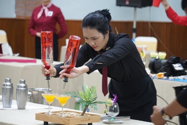 Kỳ thi kỹ năng nghề Quốc gia: Thợ nghề trẻ quyết liệt so tài - 4