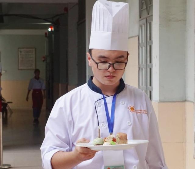Kỳ thi kỹ năng nghề Quốc gia: Thợ nghề trẻ quyết liệt so tài - 9
