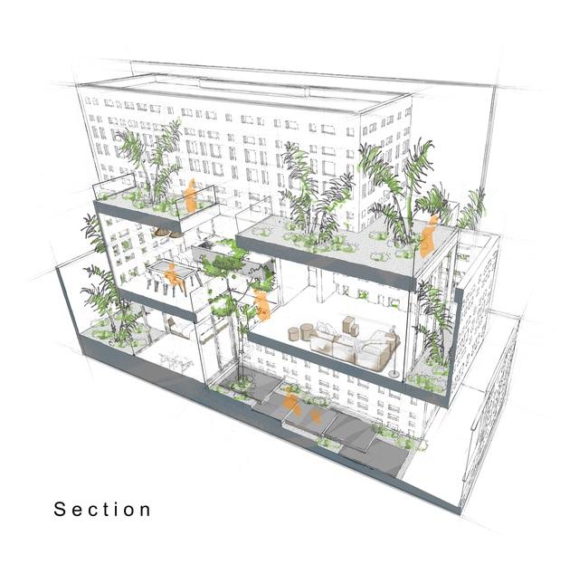 Ngôi nhà có 300 cửa sổ, gia chủ mỗi tháng chỉ tốn 200.000 đồng tiền điện - 12