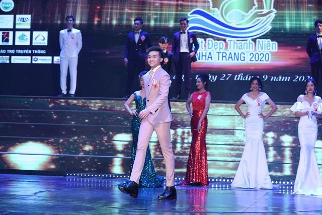"""Nguyễn Đức Kiên: Giải 3 cuộc thi """"Nét đẹp thanh niên Nha Trang 2020"""" - 3"""