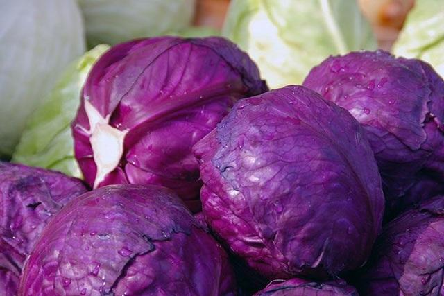 Ung thư sợ thực phẩm có màu sắc gì nhất? - 2