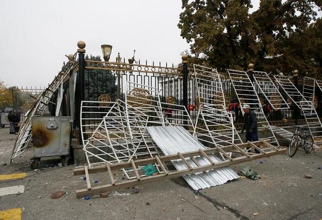 Chính trị gia được người biểu tình thả tự do trở thành Thủ tướng Kyrgyzstan - 3