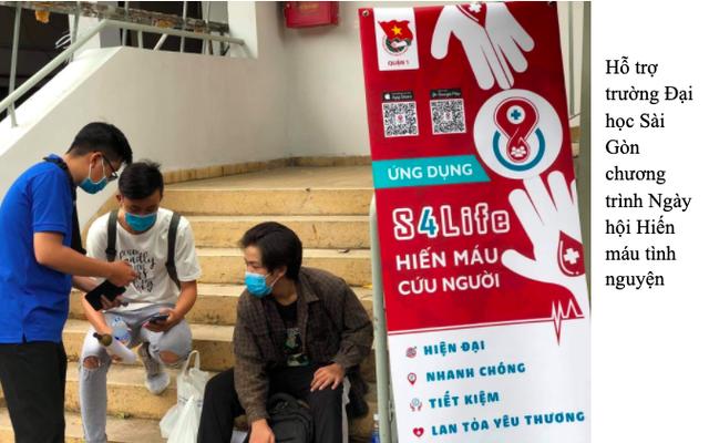 Ứng dụng độc đáo của Đoàn viên TPHCM giúp việc hiến máu thêm hiệu quả - 5