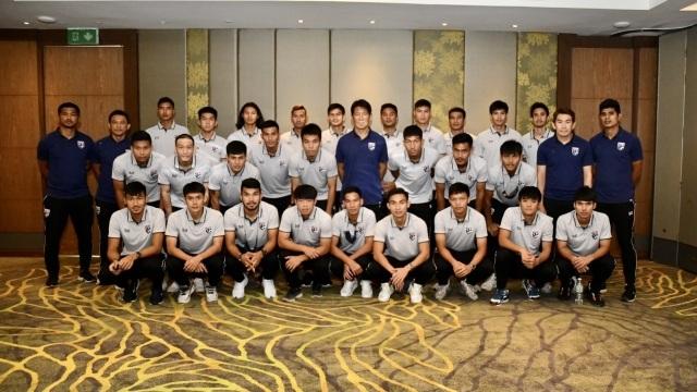 Đội tuyển Thái Lan hội quân hướng đến vòng loại World Cup - 1