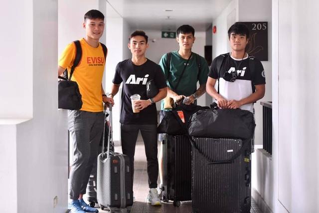 Đội tuyển Thái Lan hội quân hướng đến vòng loại World Cup - 7