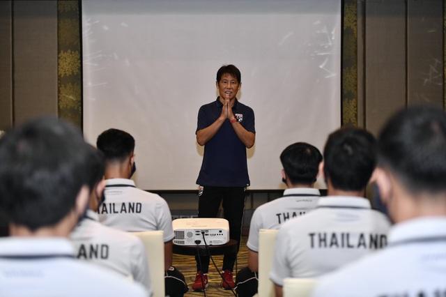 Đội tuyển Thái Lan hội quân hướng đến vòng loại World Cup - 2