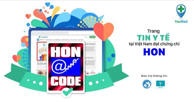 Trang tin Y tế YouMed đạt chứng nhận HONcode - 3