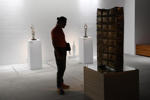 Những điểm nhấn nghệ thuật không thể bỏ lỡ của triển lãm Điêu khắc Hà Nội - Sài Gòn 2020 - 3
