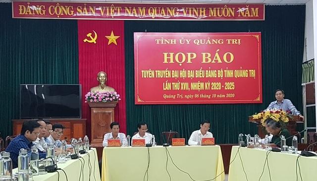 Quảng Trị tổ chức Đại hội Đảng bộ tỉnh tiết kiệm, nhưng đảm bảo trang trọng - 2