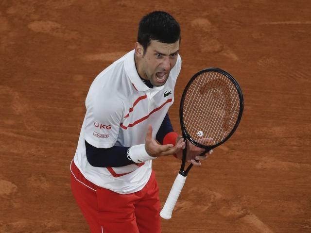 Novak Djokovic bị đối thủ tố giả chấn thương, cố tình sử dụng chiêu trò - 1