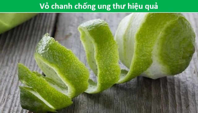 Loại vỏ trái cây chống ung thư hiệu quả mà người Việt thường vứt bỏ - 1
