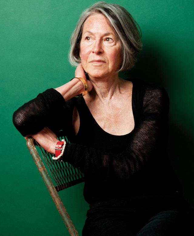 Chân dung nữ nhà thơ vừa đoạt giải Nobel Văn học 2020 - 1