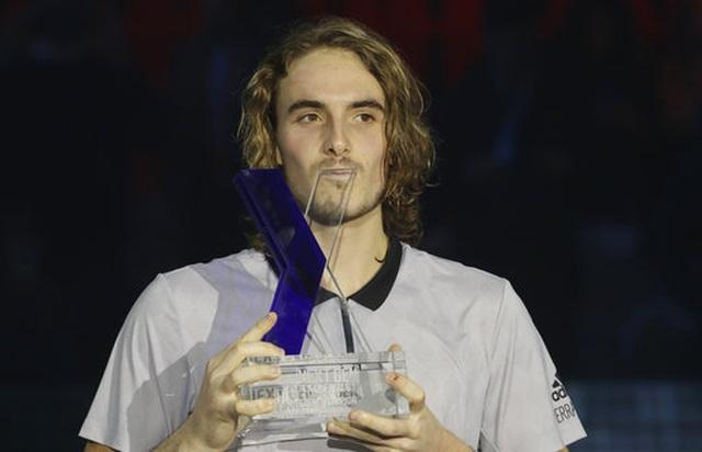 Stefanos Tsitsipas từng trốn học để xem Roland Garros - 3